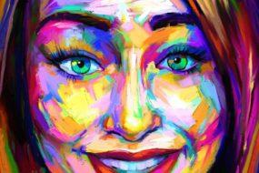 Картины по фото мастихином — живопись, которая трогает…