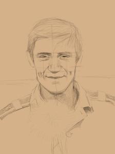 портрет курсант 30х40_